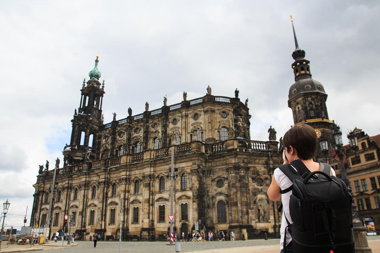 Viajar a Dresde desde Praga