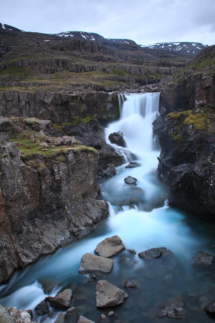 Viajar a Islandia - Agua turquesa