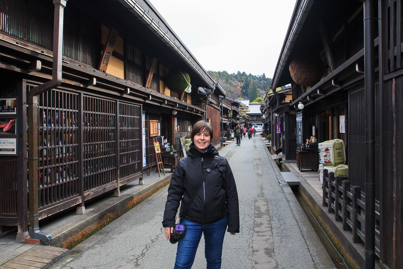 Viajar a Japon Alpes japoneses Takayama