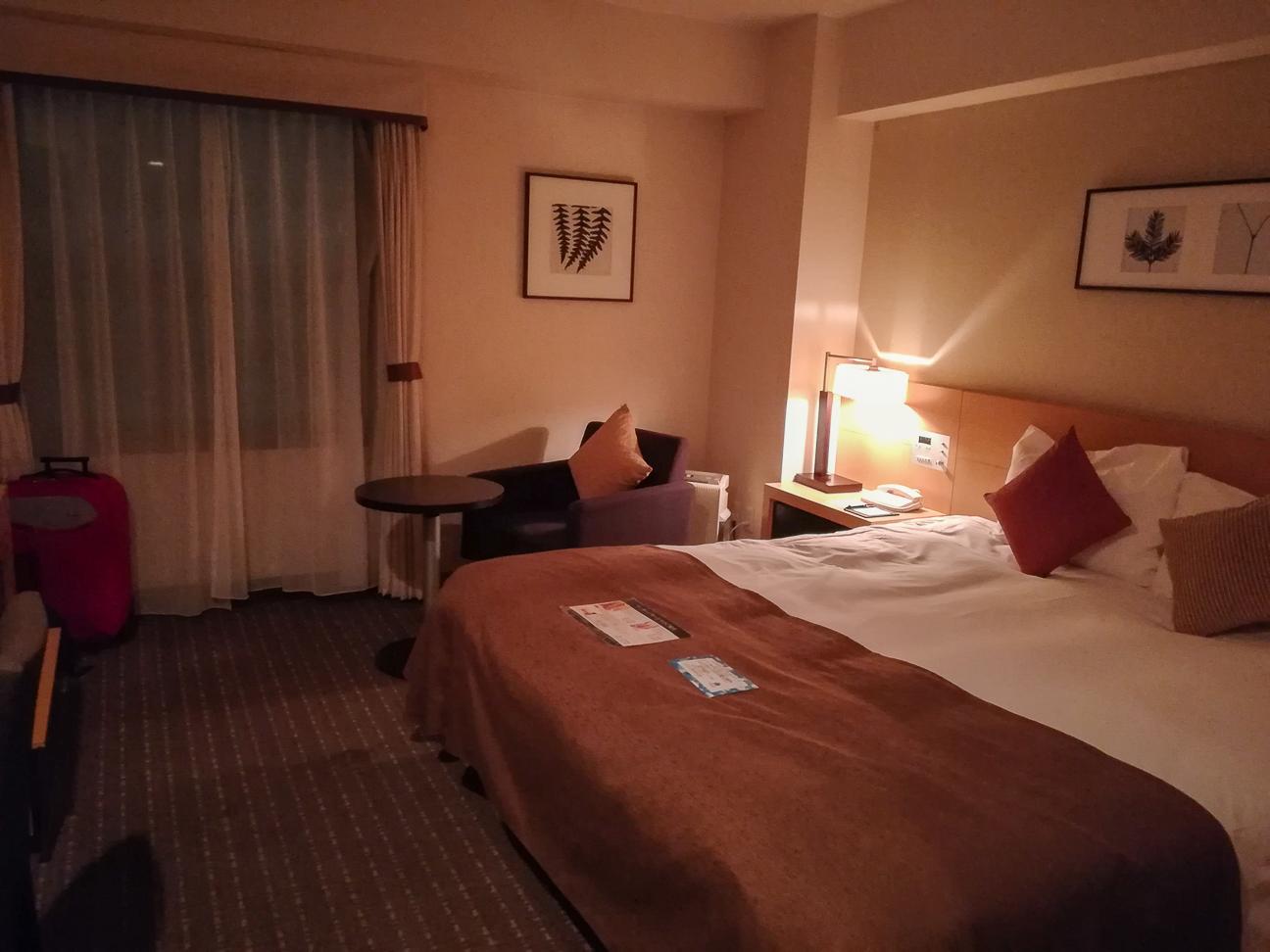 Viajar a Japon Hotel Monterey