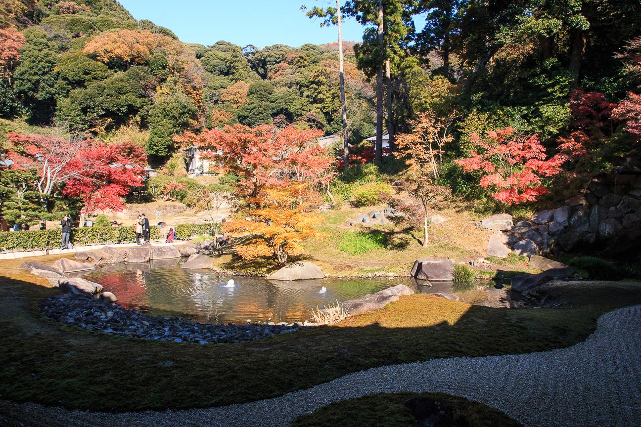 Viajar a Japon visitar jardines zen Kamakura