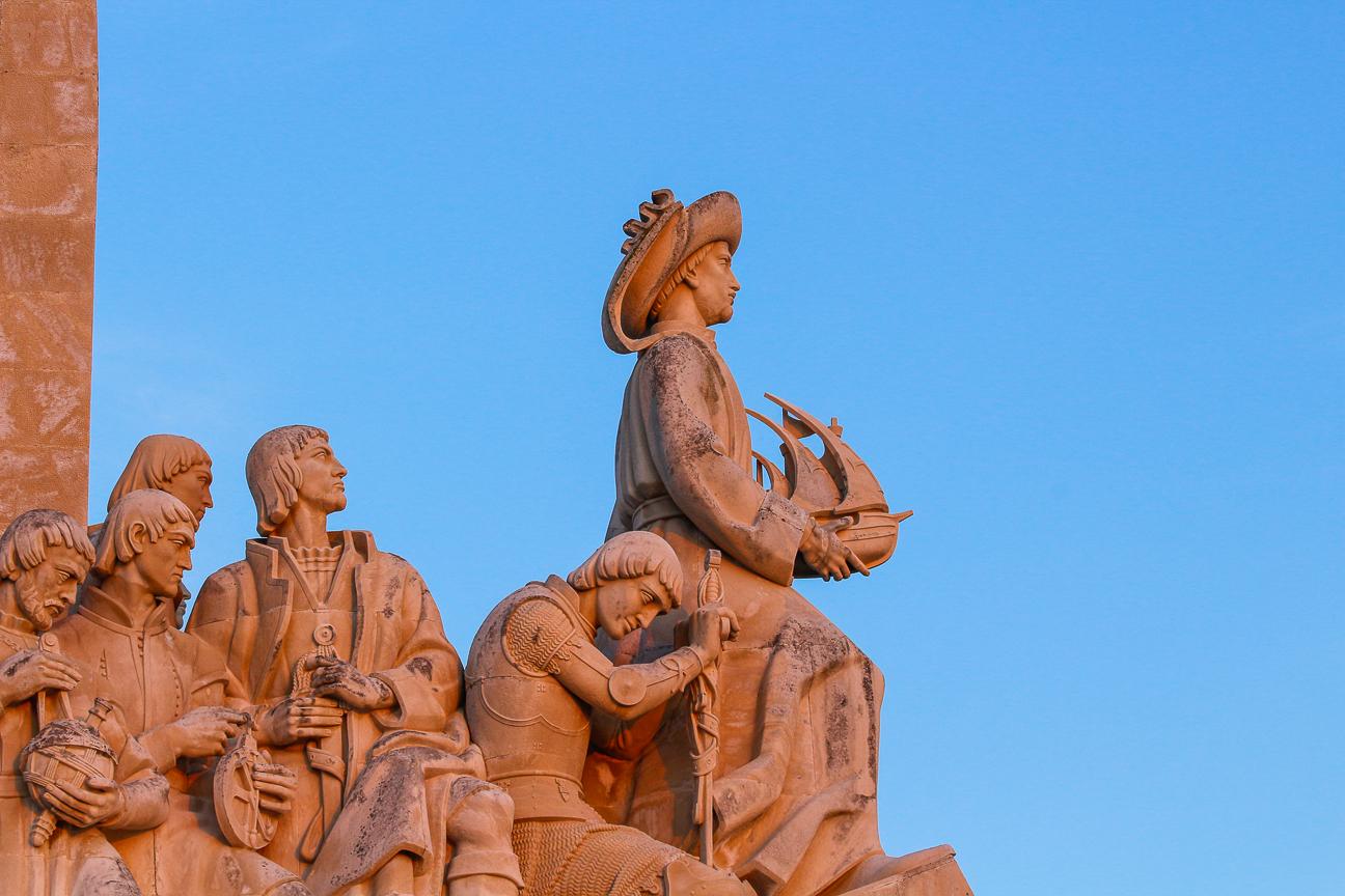 Viajar a Lisboa Conquistador con carabela