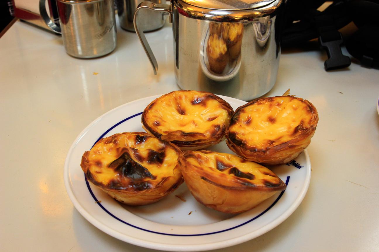 Viajar a Lisboa Pastelitos de Belem