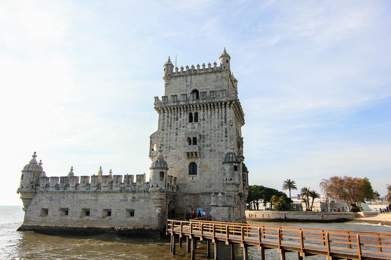 Viajar a Lisboa Torre de Belem