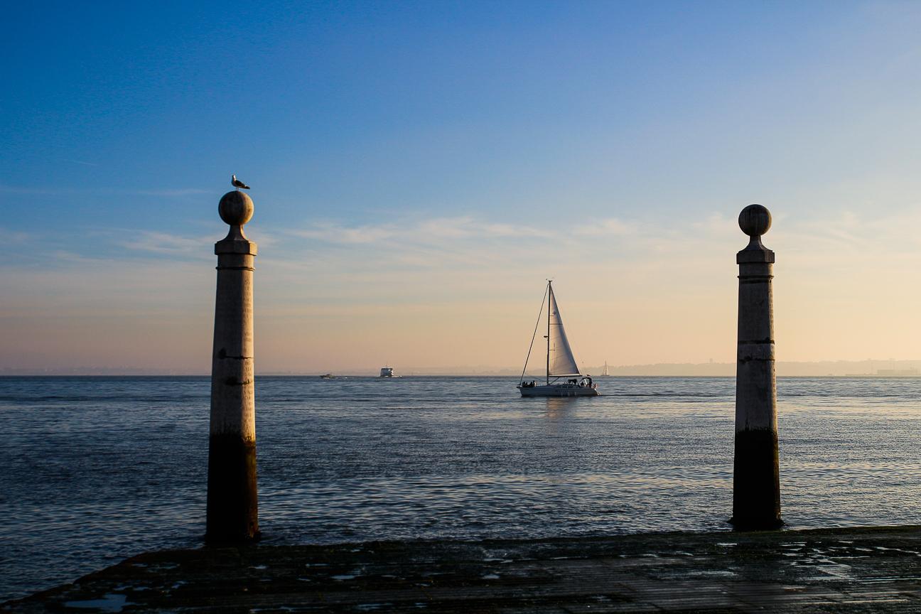 Viajar a Lisboa Velero por el Tajo