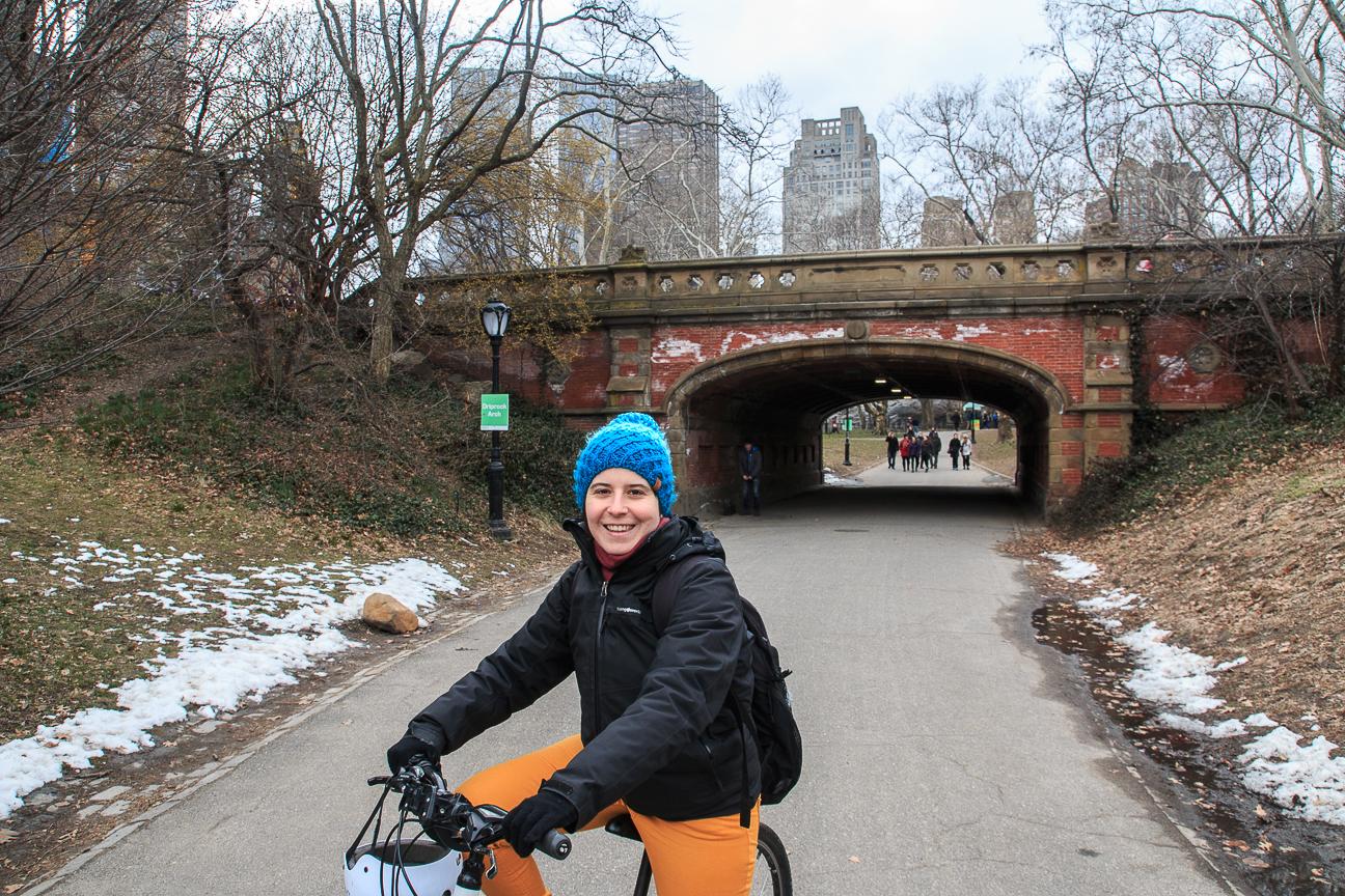 Viajar a Nueva York Central Park