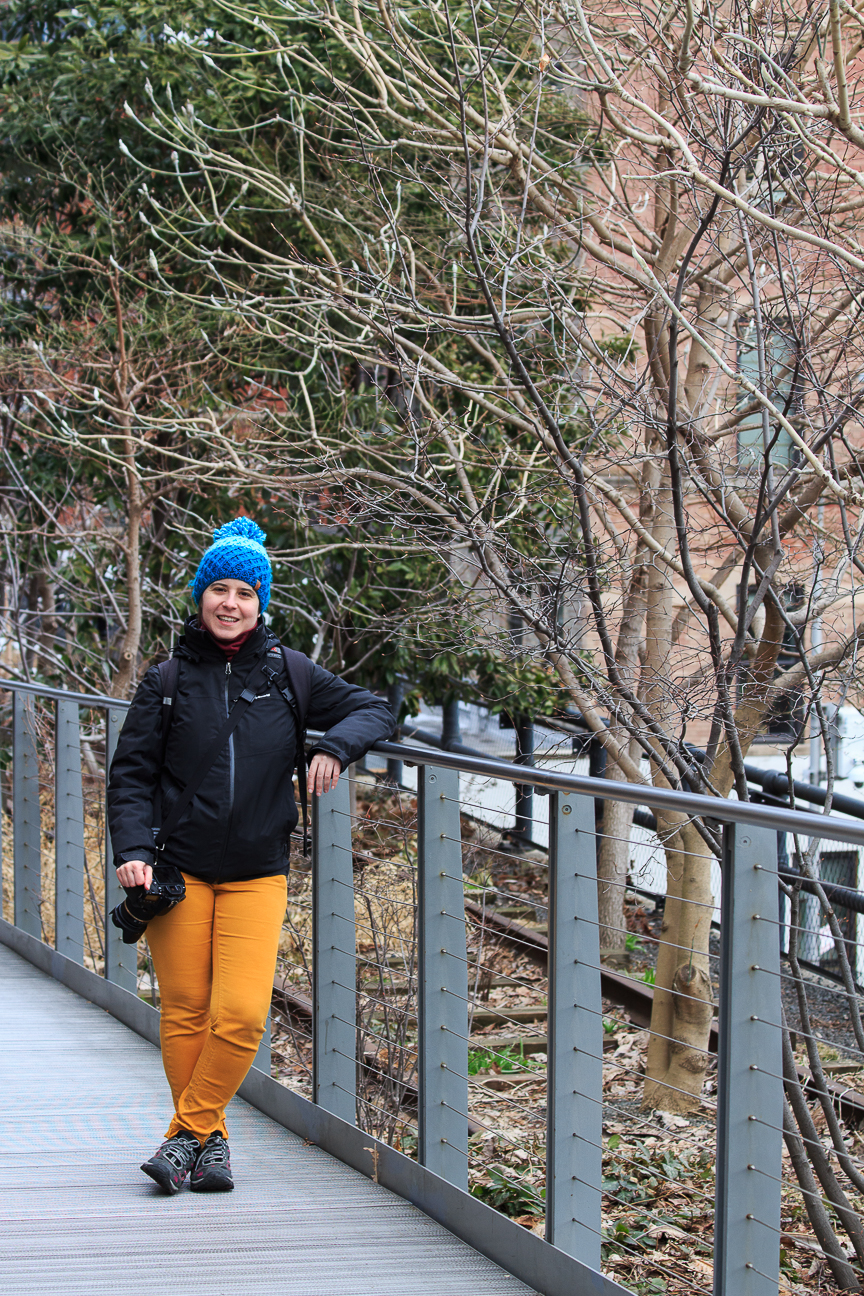 Viajar a Nueva York High Line