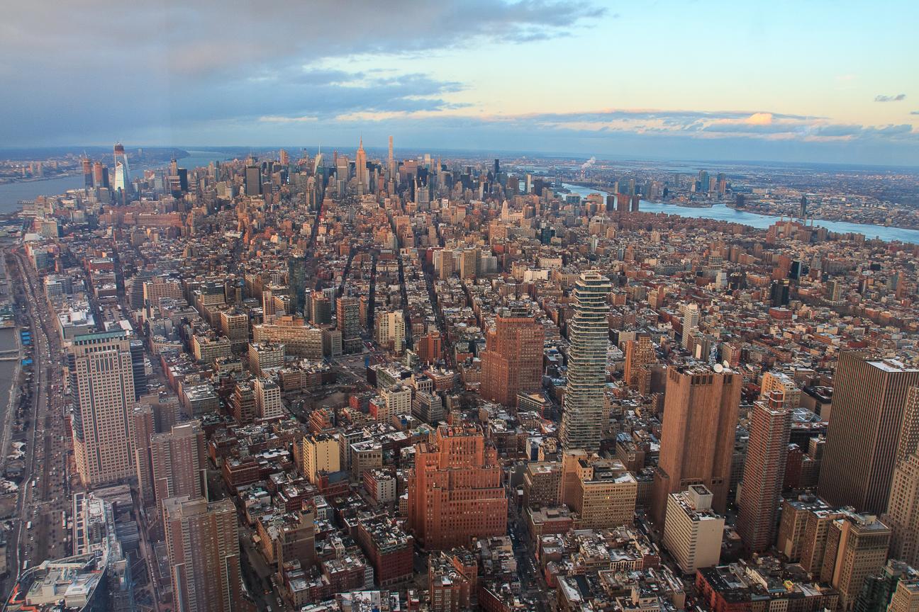 Viajar a Nueva York Mejores vistas