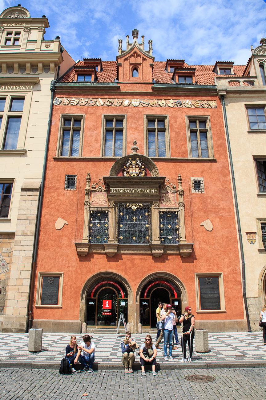 Viajar a Praga ayuntamiento