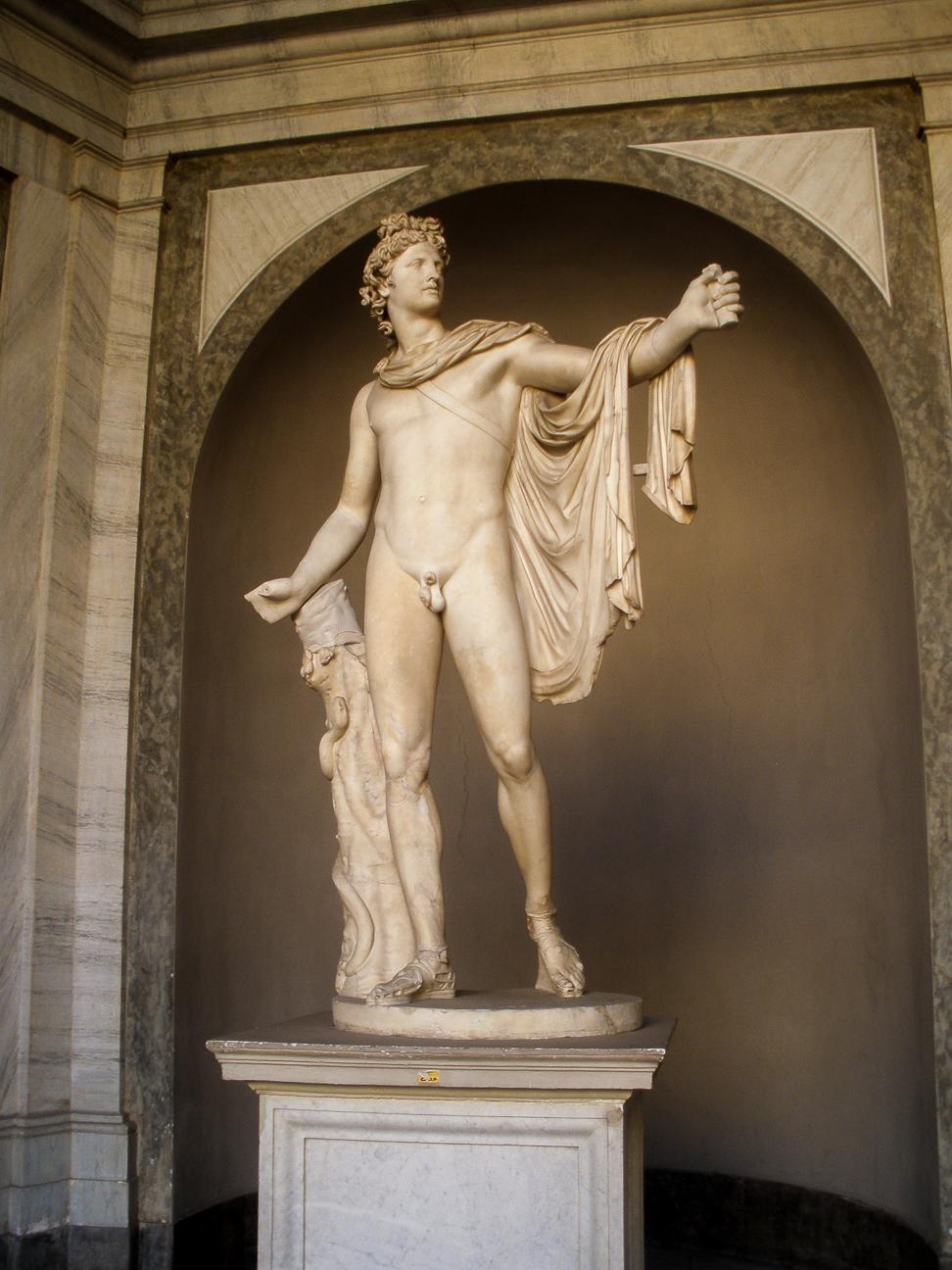 Viajar a Roma museos vaticanos