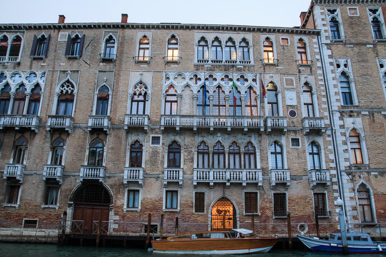 Viajar a Venecia Gran Canal