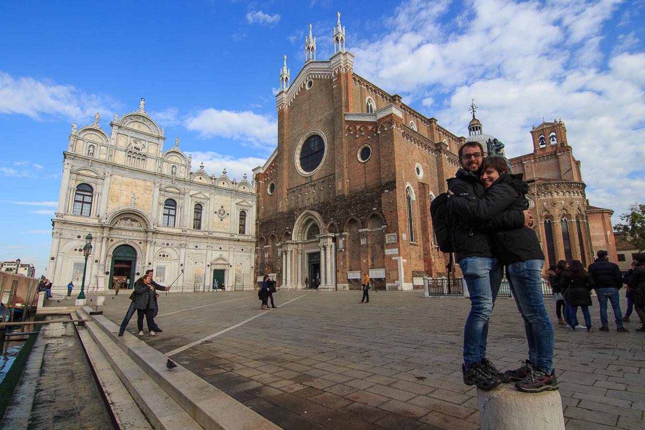 Viajar a Venecia Plazas de Venecia