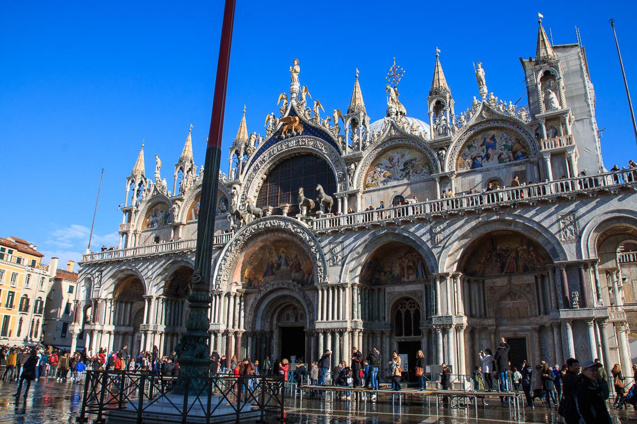 Viajar a Venecia San Marcos