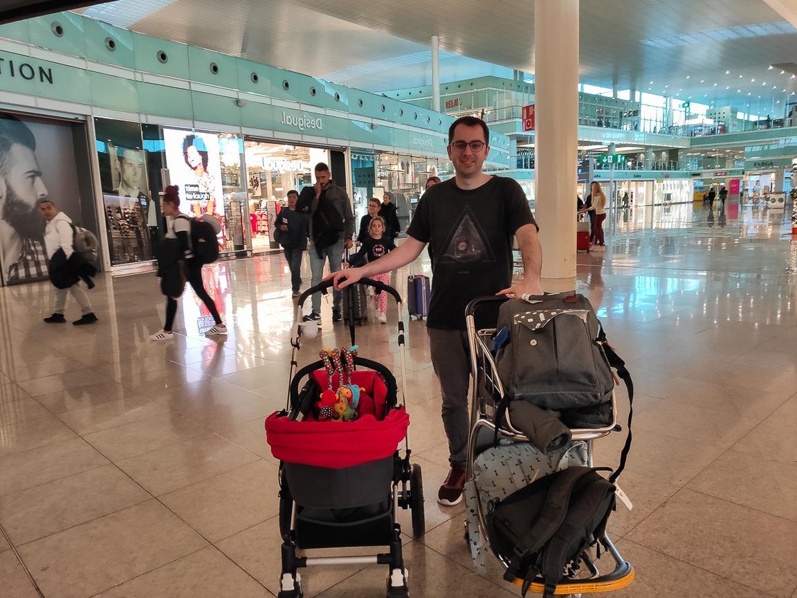 Viajar con maletas