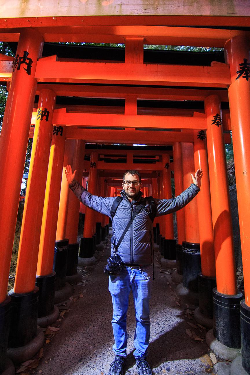 Viaje a Japon Fushimi Inari