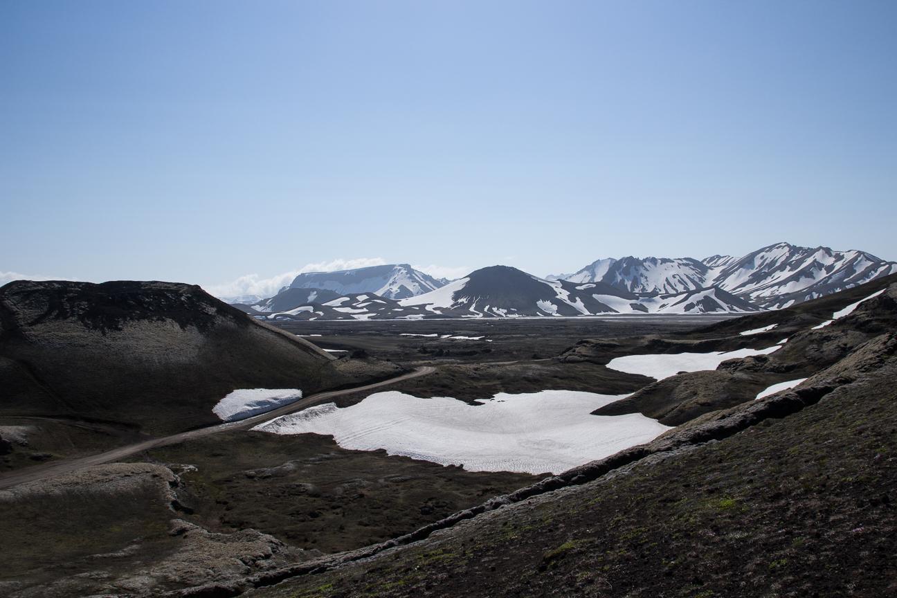Vista de las Tierras Altas