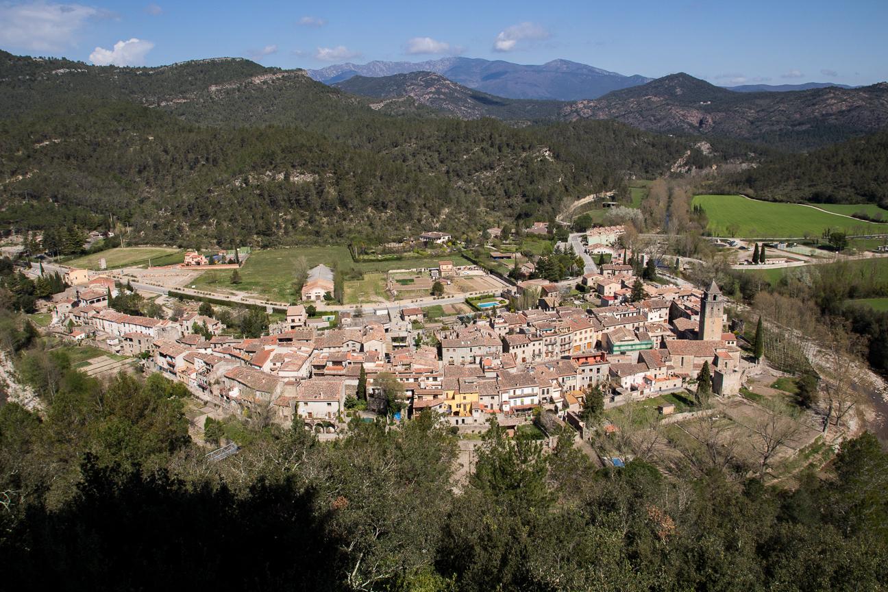 Vista desde la Torre de los Moros