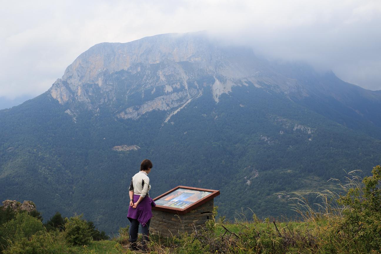 Vistas desde la ruta de las ermitas