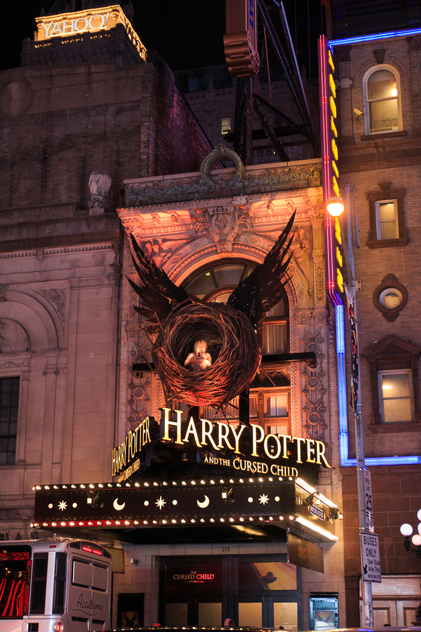Musical Broadway Harry Potter
